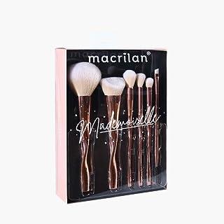 Kit Com 6 Pincéis Macrilan Mademoiselle