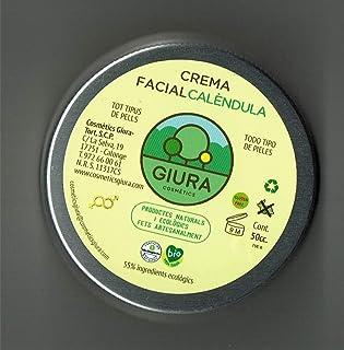 Crema Facial Caléndula Giura Cosmètics 50 cc