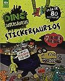 Dino Supersaurios Stickersaurios (Dino Supersaurus) (Spanish Edition)