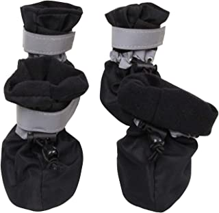 royalwise Anti-Slip Dog Boots Pet Shoes Soft and Breathable 4PCS