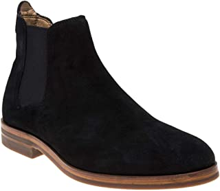 H by Hudson Men's Tonti Suede Chelsea Boot