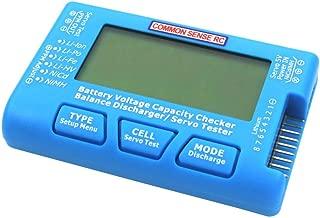 Cellspy 8 Voltage Checker, Balancer and Servo Tester