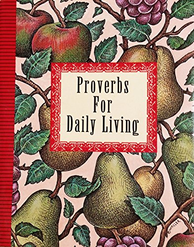 Proverbs for Daily Living (Petites S.)
