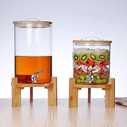 NZKW Toneles para Vino, 5/7.5/10L con Dispensador Bebidas ...