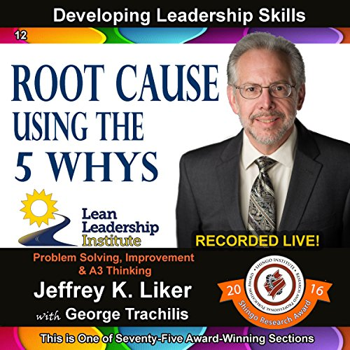 Root Cause - Using the 5 Whys audiobook cover art