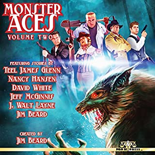 Monster Aces, Volume 2 cover art