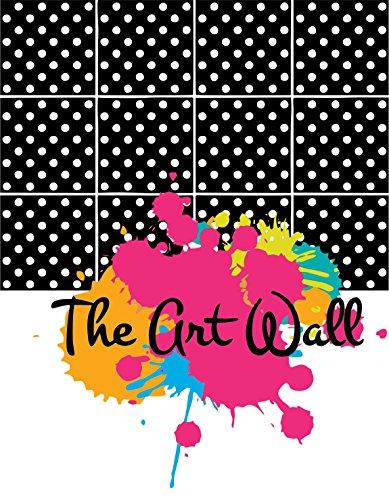 Simple Dots Nail Stencils Stickers Vinyl Nail Art/Nail Deco/ Airbrush