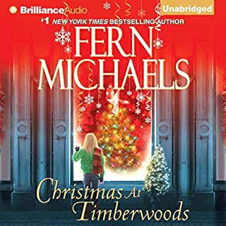 Christmas at Timberwoods cover art