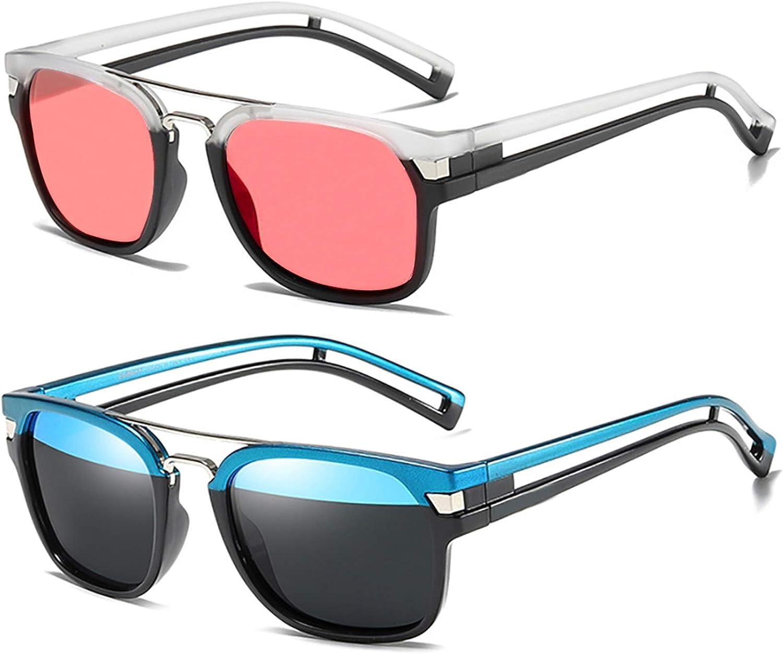 Polarized Neymar Sunglasses for Men Max 72% OFF Tony Super special price Women Retro