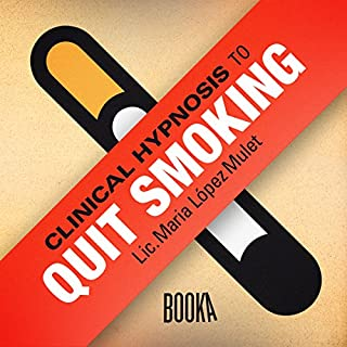 Clinical Hypnosis to Quit Smoking cover art