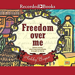 Freedom Over Me audiobook cover art