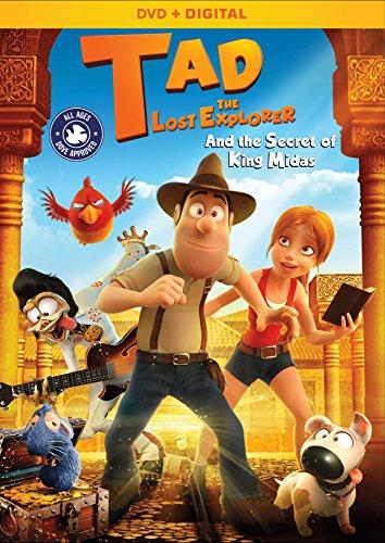 Tad The Lost Explorer & The Secret Of King Midas [Edizione: Stati Uniti] [Italia] [DVD]