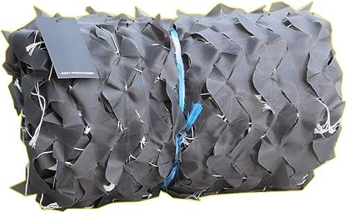 LJJL Filet d'ombrage Filet De Camouflage gris Filet De Prougeection Contre Le Soleil Recouvert D'un écran Solaire Courbe D'ombrage De Balcon Auvents (Taille   9 × 10 M)