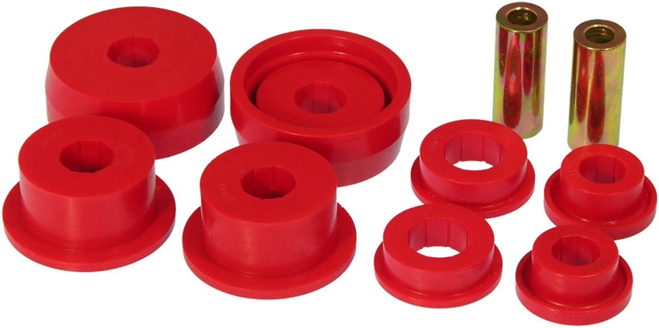 Prothane Popular NEW before selling brand in the world 8-301 Red Rear Control Bushing Kit Arm
