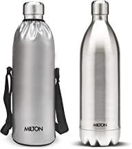 Milton Duo Dlx Stainless Steel Flask, 1500ml, Silver