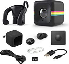 $46 Get Polaroid Cube Act II – HD 1080p Mountable Weather-Resistant Lifestyle Action Video Camera & 6MP Still Camera w/Image Stabilization, Sound Recording, Low Light Capability & Other Updated Features