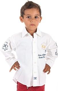 selezione migliore 8ae3a 0323c Amazon.it: Camicia bianca - La Martina / Bambini e ragazzi ...