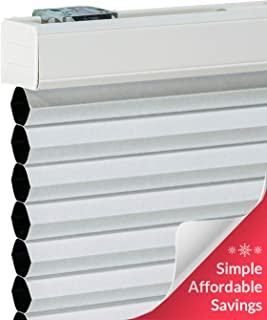 CHICOLOGY Cordless Cellular Shades Blackout Window Blind, 72
