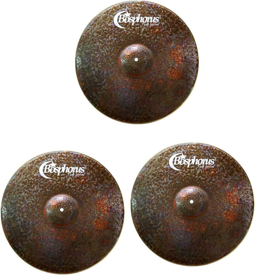 Bosphorus Cymbals T24RM 24-Inch Traditional Series Ride Cymbal