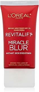 کرم صورت با SPF 30 ، 1.18 fl. L'Oreal Paris Skincare Revitalift Mirital Blur. اوز