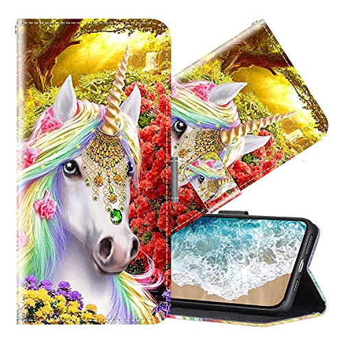 Cherfucome Handyhülle für Huawei GX8 Hülle Handytasche Leder Hülle Huawei GX8 Schutzhülle Brieftasche Ledertasche,Flip Hülle Wallet Lederhülle Tasche [B04]
