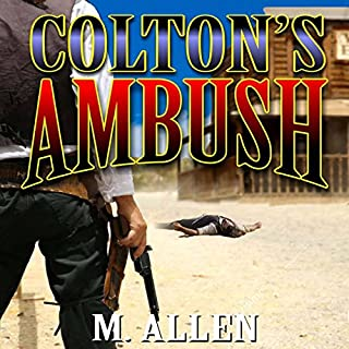 Colton's Ambush audiobook cover art