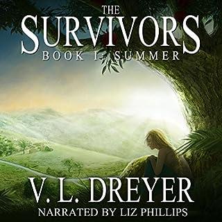 The Survivors Book I: Summer audiobook cover art