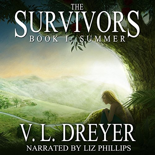 The Survivors Book I: Summer cover art