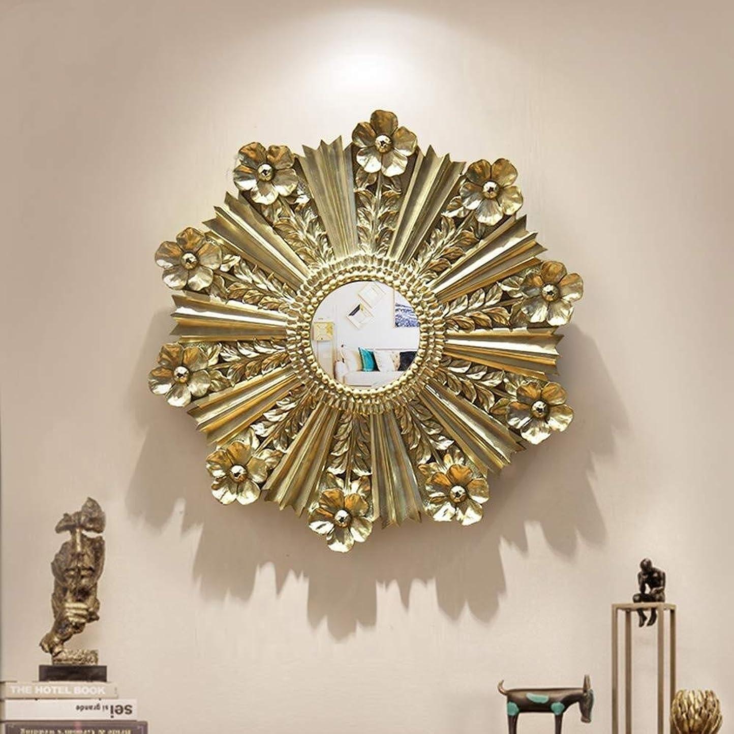 レンドスマートストラトフォードオンエイボン創造的な化粧鏡樹脂の壁鏡、ヨーロッパの壁の装飾鏡、創造的な家、リビングルーム、ポーチ、廊下3D壁掛け装飾鏡入口の装飾鏡