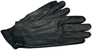 DENTS(デンツ) 15-1041 [ NAVY/ネイビー ] ペッカリー (猪豚革) レザーグローブ(革手袋) [並行輸入品]