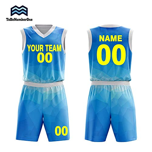 06fc998a117f Custom Basketball Jerseys Set for Men Sportswear- Make Team Uniform Print  Team Name