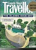 CONDE NAST TRAVELLER MAGAZINE, THE ISLANDS ISSUE, 2017 DECEMBER, 2017 BRITISH EDITION