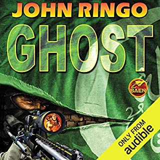 Ghost     Paladin of Shadows, Book 1              Written by:                                                                                                                                 John Ringo                               Narrated by:                                                                                                                                 Jeremy Arthur                      Length: 13 hrs and 29 mins     4 ratings     Overall 4.0