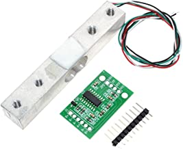CHENBO Load Cell Weight Sensor 1kg + HX711 Weight Weighing A/d Module Pressure Sensor for Arduion Scale