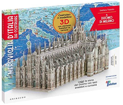 Meraviglie d'Italia da costruire - Il Duomo di Milano