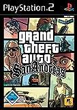 Grand Theft Auto: San Andreas (dt.) [Importación alemana]