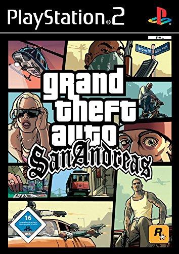 GTA : San Andreas [import allemand]