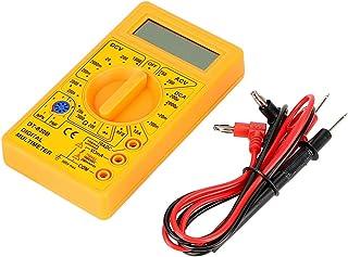 NOPNOG Digital Multimeter DT 830B Ohmmeter Volt Tester gelb