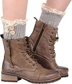 1261f570d786f Amazon.com: Silvers - Leg Warmers / Socks & Hosiery: Clothing, Shoes ...
