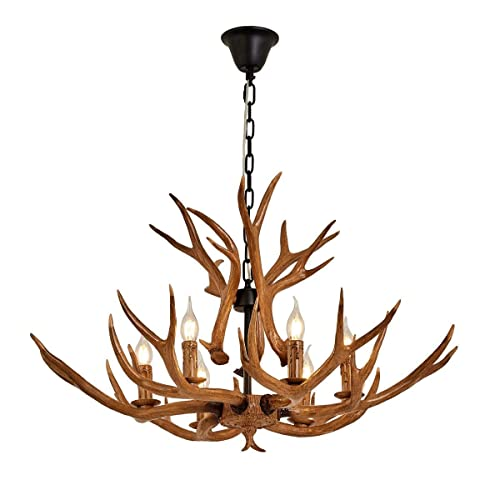 Sensational Antlers Chandelier Amazon Com Wiring Digital Resources Xeirawoestevosnl