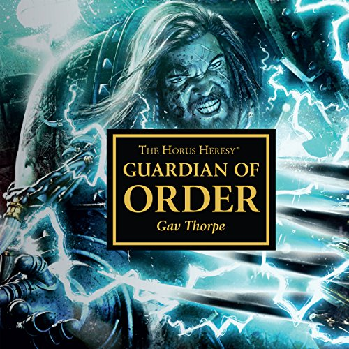 Cypher: Guardian of Order audiobook cover art