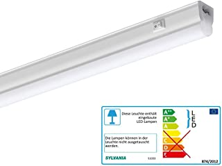 Sylvania 0051033 - Pipa LED (2 900 mm, 10 W, 1000 lm, 840, interruptor), color blanco