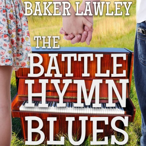 The Battle Hymn Blues audiobook cover art