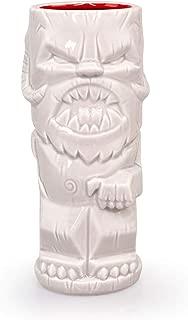 Geeki Tikis Star Wars Wampa Mug | Official Star Wars Collectible Tiki Style Ceramic Cup | Holds 14 Ounces
