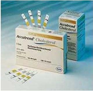 Accutrend colesterol 25 tiras