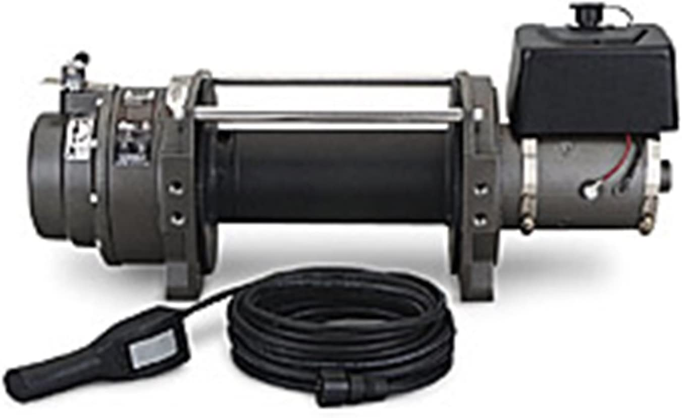 WARN 65932 Series 15 Austin Mall 24V DC Outlet sale feature lb Ton 000 7.5 Electric Winch