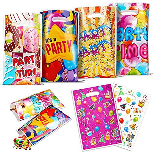 LOVEXIU Caramelle Sacchetti Regalo(60 Pezzi), Compleanno Sacchetti, Caramelle Compleanno Bambini, Caramelle per Feste di Compleanno, Borsa Pasquale, Borsa Natalizia