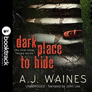 Dark Place to Hide (Booktrack Edition) audiobook cover art