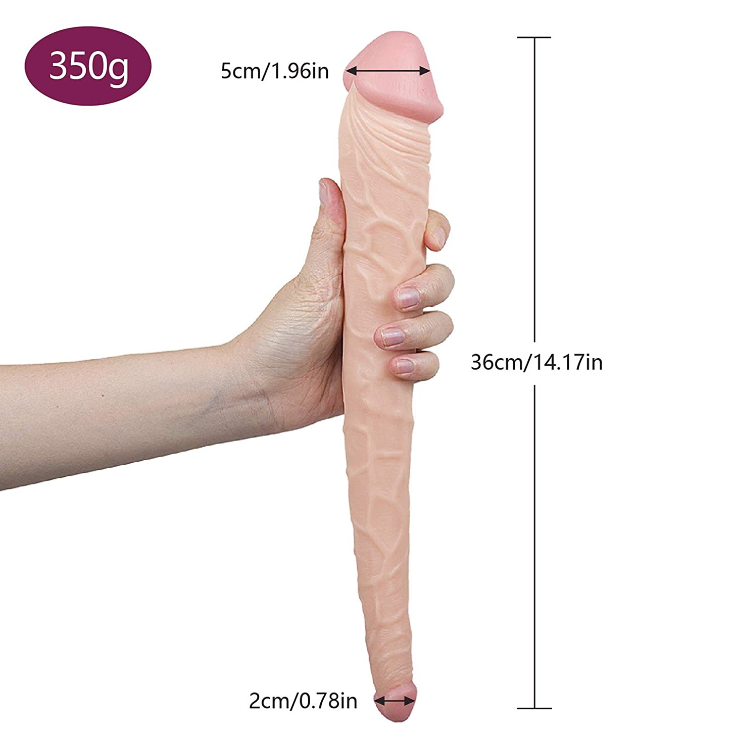 石鹸面恥RSZ-c 完璧なサイズの全身マッサージダブルヘッドマッサージダブルヘッドサイドマッサージグッズ
