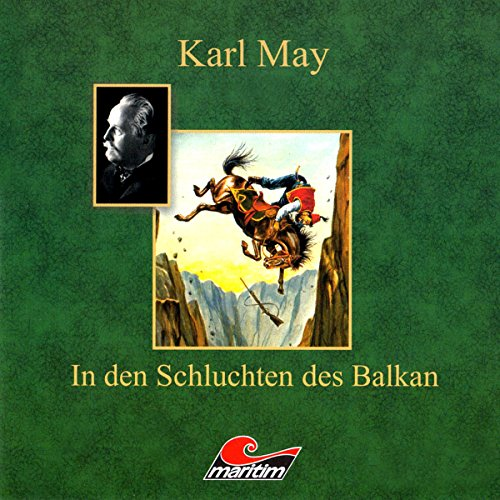 In den Schluchten des Balkan                   By:                                                                                                                                 Karl May,                                                                                        Kurt Vethake                               Narrated by:                                                                                                                                 Eberhard Krug,                                                                                        Peter Schiff,                                                                                        Tobias Pagel                      Length: 47 mins     Not rated yet     Overall 0.0